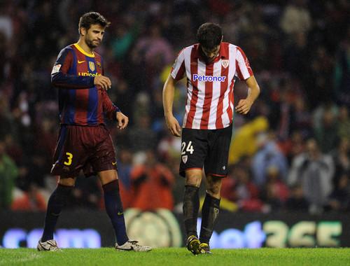 Gerard Piqué (Athletic Bilbao v Barcelona