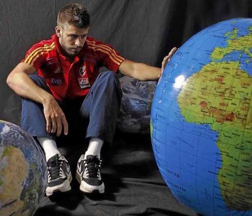 Gerard Piqué for Marca