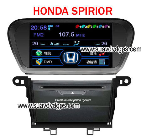 HONDA SPIRIOR factory oem stereo radio Car DVD player canbus TV - honda Photo