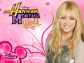 Hannah Montana forever wallpaper 1(NEW SERIES) as a part of 100 days of hannah by dj!!! - hannah-montana wallpaper