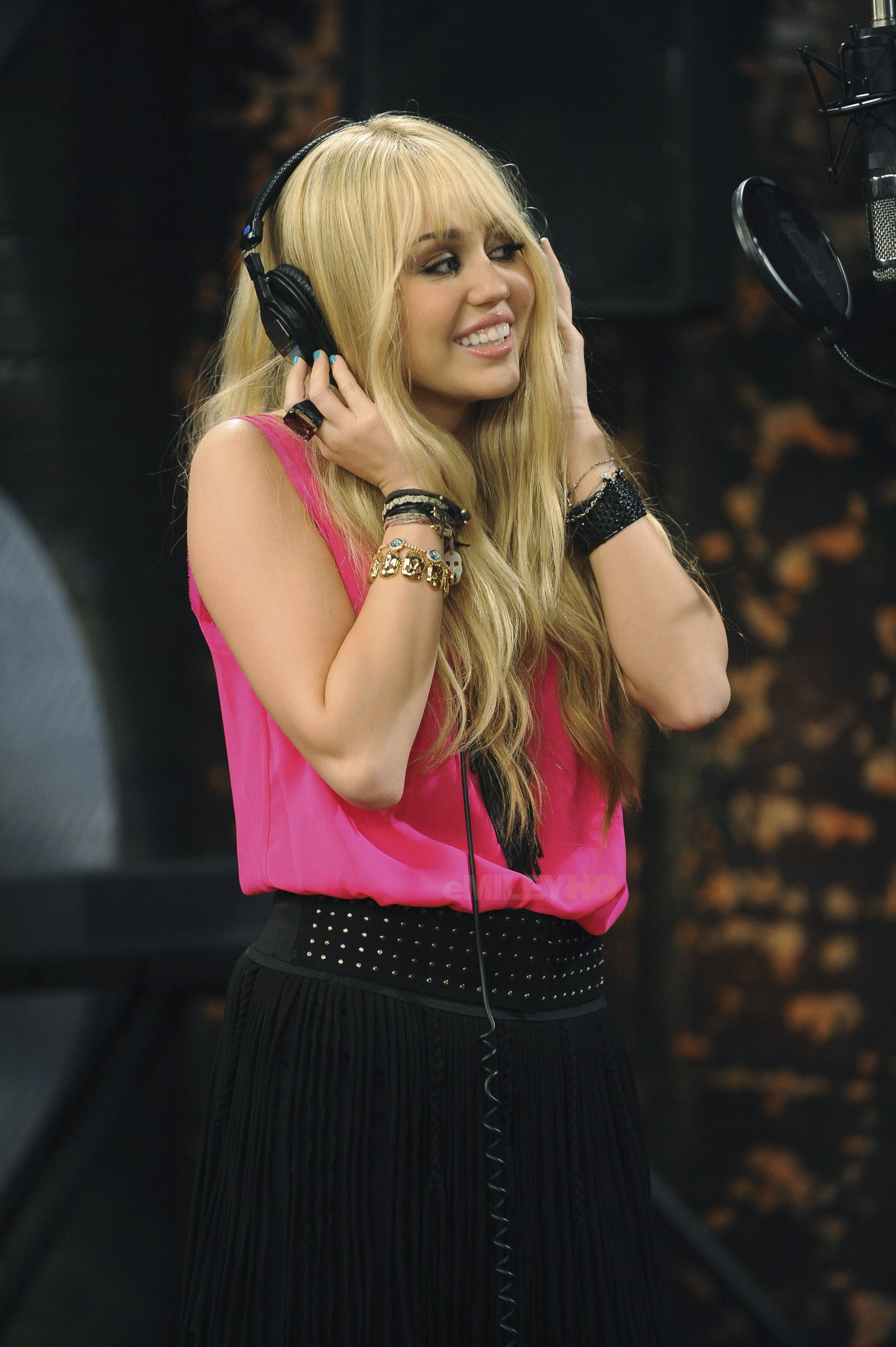 Hannah's Gonna Get This - hannah-montana photo