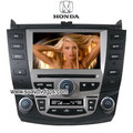 Honda ACCORD 2003,04,05,06,07years OEM radio Car DVD player,bluetooth,TV,GPS - honda photo