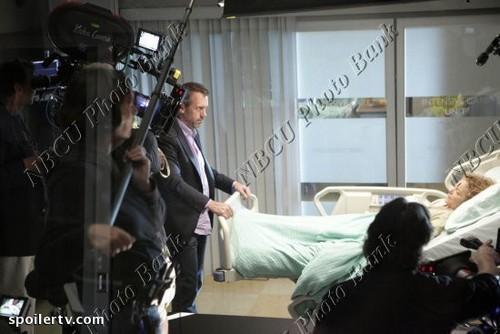 House - Episode 7.03 - Unwritten - और Promotional चित्रो and बी टी एस चित्रो