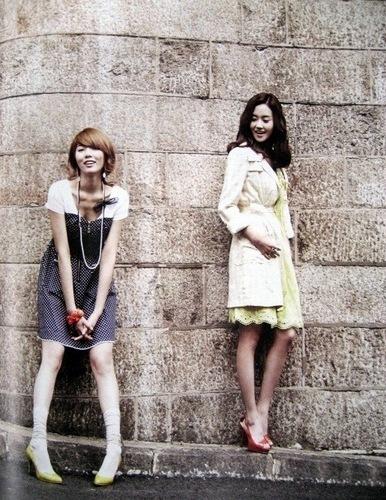 Hyuana & Gayoon - Hight cut