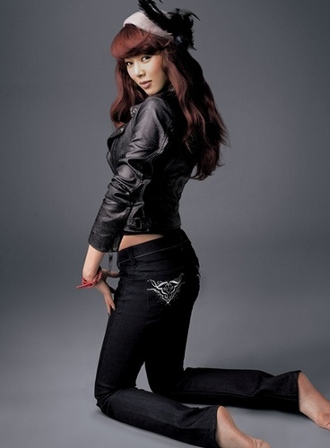 Hyuna for TBJ Jeans