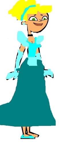Izzy as Cinderella from Cinderella