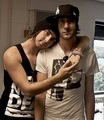 Jack and Alex - jack-barakat-and-alex-gaskarth photo
