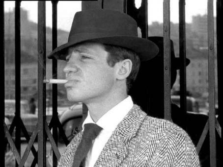 Jean-Paul Belmondo as Michel