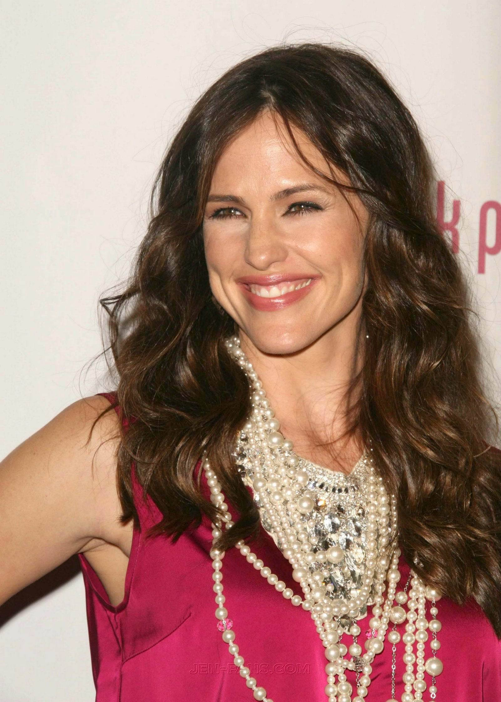 Jen at the 6th Annual Pink Party!
