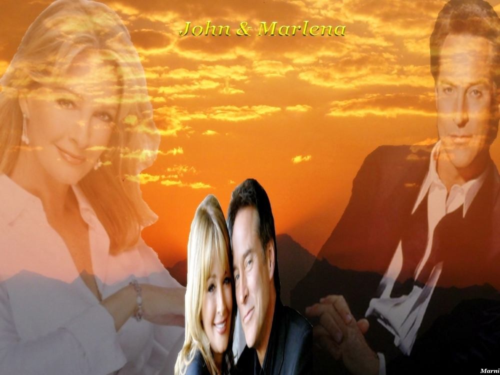 John & Marlena - Days of Our Lives 1000x750 800x600