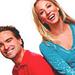 Johnny and Kaley - leonard-penny icon