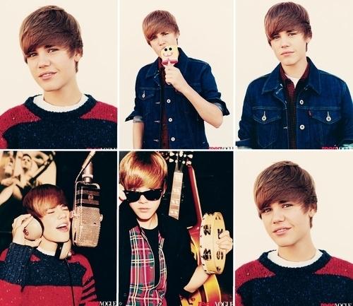 Justin - justin-bieber fan art