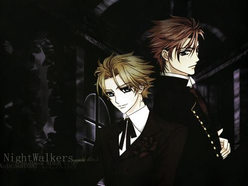 Kain and Aido