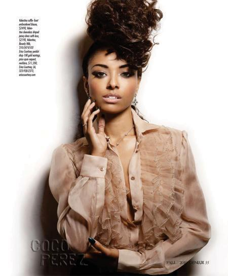 Katerina Graham - the-vampire-diaries photo