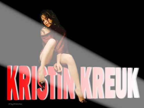 Kristin Kreuk wallpaper called Kristin Kreuk