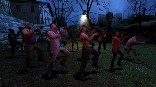 Left 4 Dead 2 fond d'écran entitled L4D2 Thriller