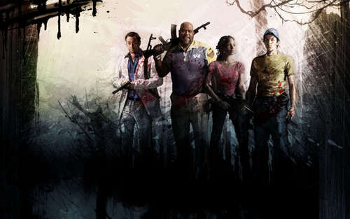 left 4 dead 2 wolpeyper entitled L4D2 wolpeyper