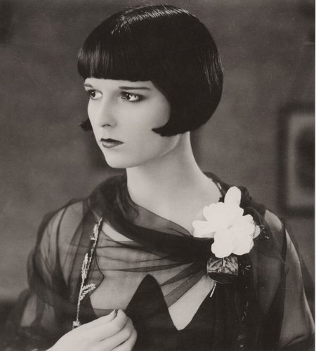 Louise Brooks wallpaper titled LB <3
