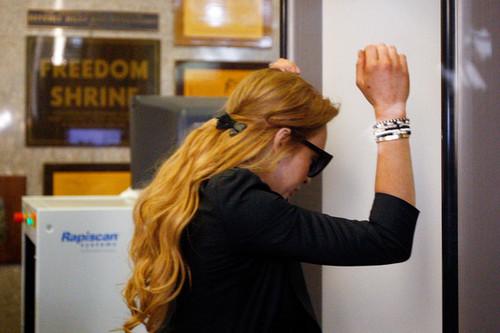 Lindsay Lohan Probation Hearing