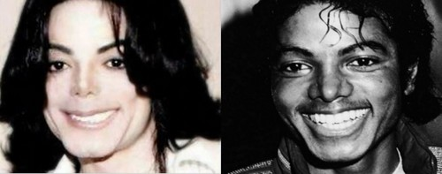 MJ Comparisons - He didn't change much, did he?