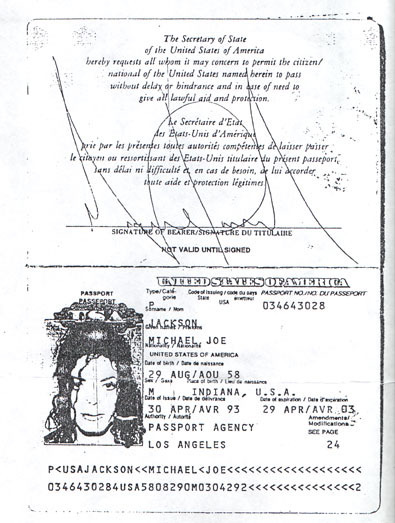 MJ Documents