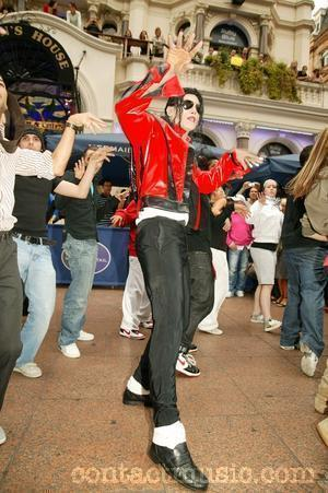 MJ impersonator