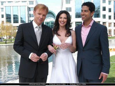 Marisol, Horatio and Eric