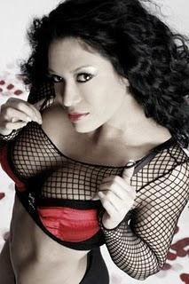 Melina Perez Hintergrund containing attractiveness and a portrait called Melina 2