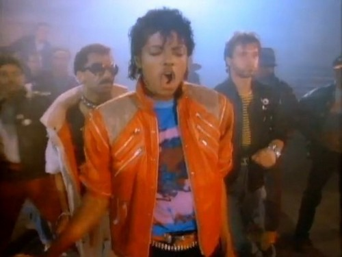 Michael Jackson- Beat It