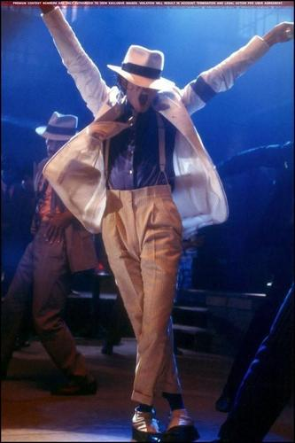 Michael Jackson -Smooth Criminal