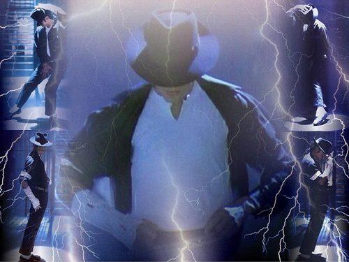 Michael jackson- Black 或者 White