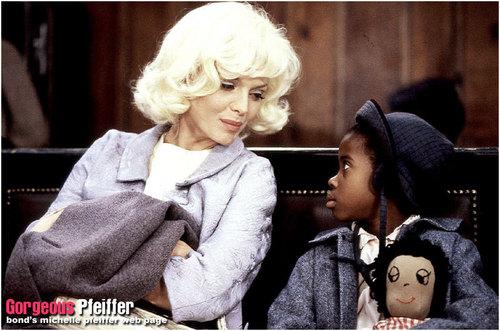 Michelle Pfeiffer in l'amour Field