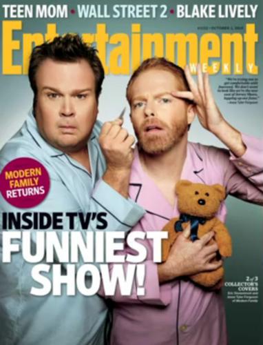 Modern Family EW Covers!
