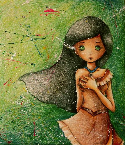Movie Princesses: Pocahontas