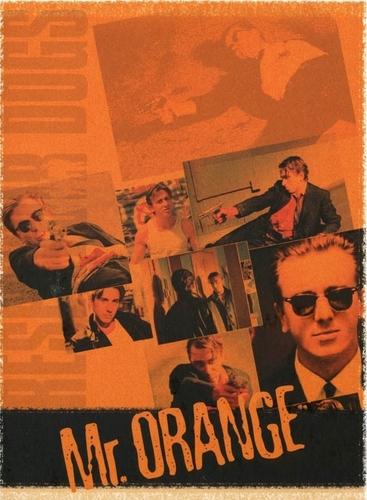 Mr. naranja