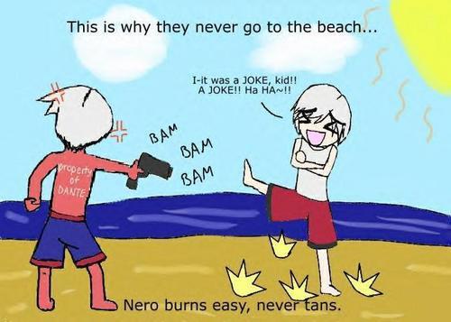 Nero Never Tans