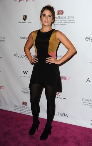 Nikki Reed At The 6th Annual kulay-rosas Party!