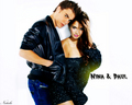 the-vampire-diaries - Nina &amp; Paul wallpaper