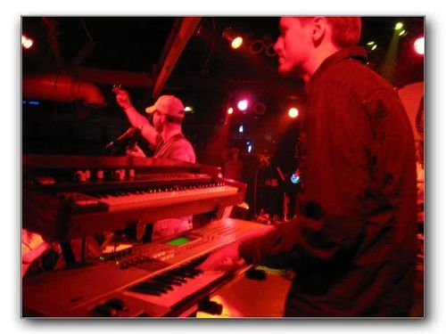Nov 12, 2005 @ Joe's Bar , Chicago