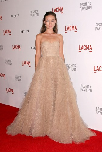 Olivia wilde-LACMA on September 25, 2010 in Los Angeles, California
