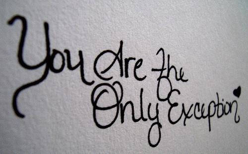 Only Exception Lyric Pic:) - Paramore Photo (15845092 ... Paramore The Only Exception