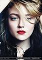 Outtakes Of Dakota Fanning In Flare Magazine - twilight-series photo