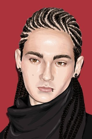 Painted Tom -♥'