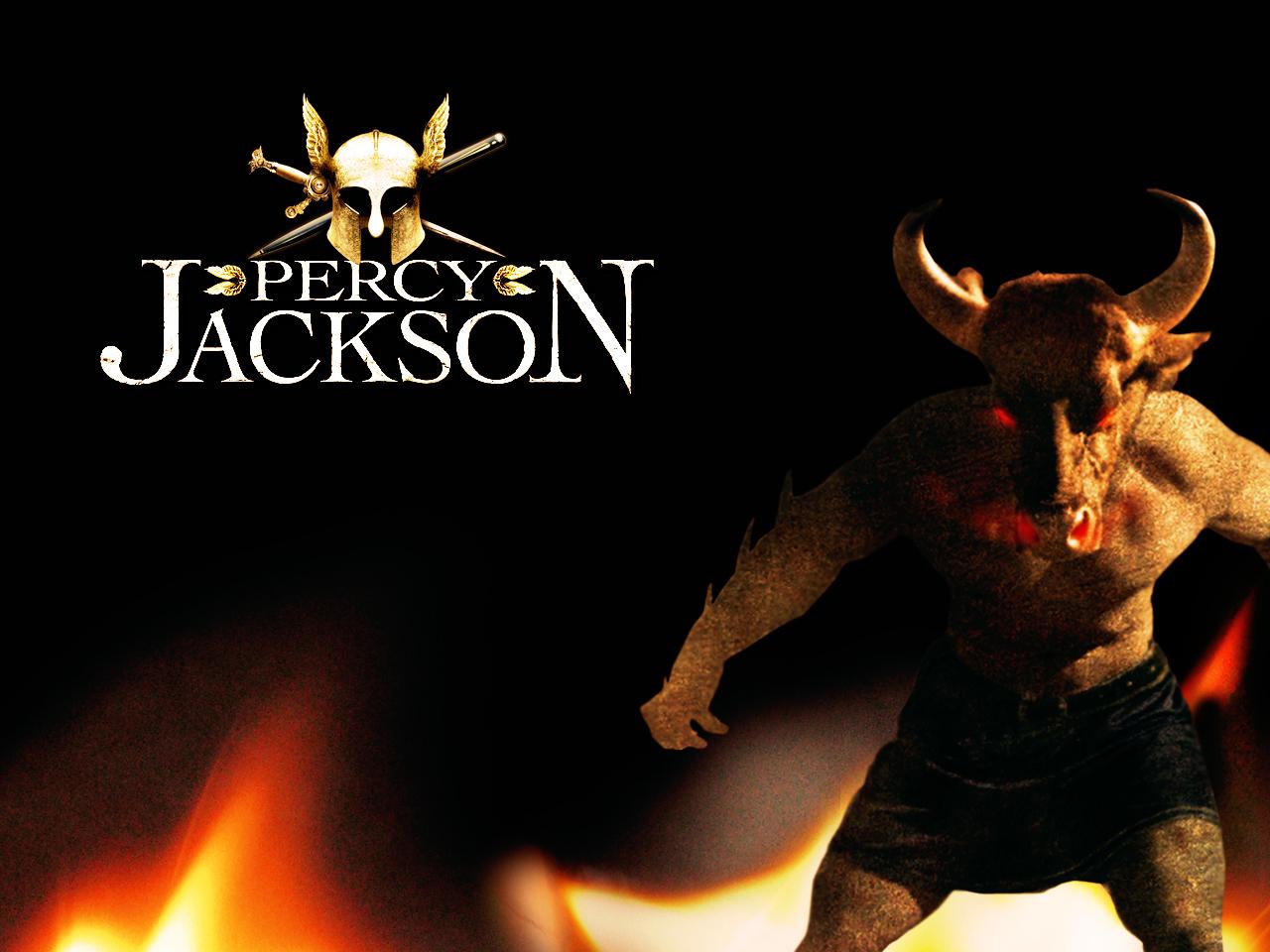 Percy Jackson 壁纸 UK
