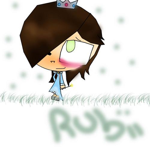Princess Rubii (HALLOWEEN)