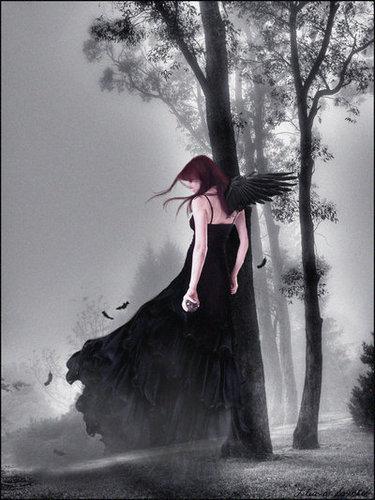 Princess of the Shadows...