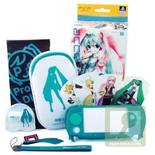 Project DIVA 2nd Accessorie Kit