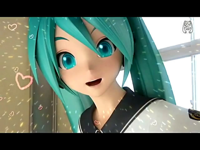 Project diva project diva 2nd opening baby