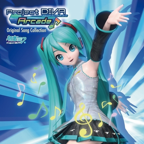Project DIVA Arcade Original Song Collection