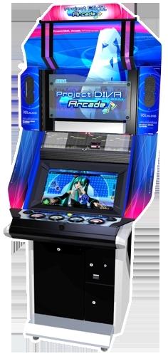 Project DIVA Arcade Tripshots